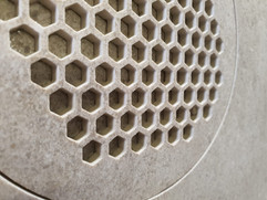 Porcelain Honeycomb Vent