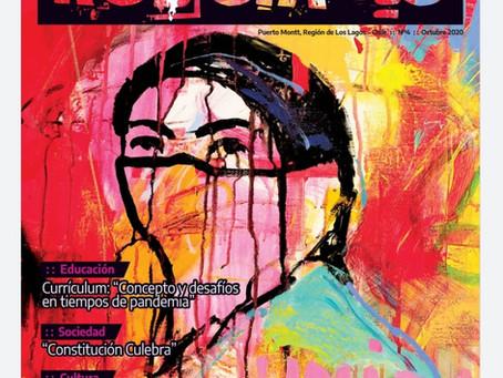 """Edición N°4 Revista """"Revelarte"""""""