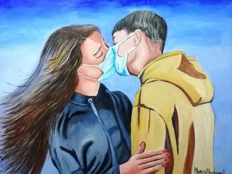 """Marion Mardones: """"El Amor en Tiempos de Pandemia"""""""