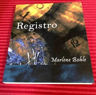 """Marlene Bohle: """"REGISTRO"""""""