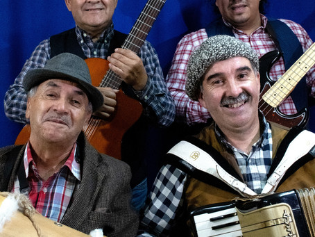 """Canción """"El Tizón"""": Grupo """"El Chilote Barrientos y los Cristianito e Dios"""""""