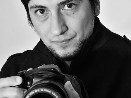 Óscar Baeza, comunicador audiovisual