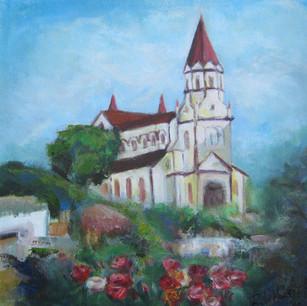"""Rossy Oelckers: """"Iglesia de Pto. Varas"""""""