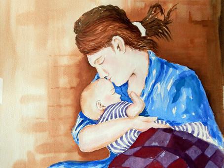 """Gabriel Valerio: """"Maternidad"""""""