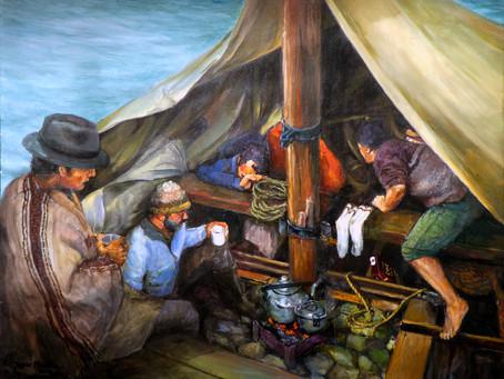 "Javier Mansilla: ""La mala pesca"""