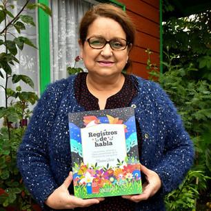 """Libro """"Registros de habla"""": Marlene Bohle"""