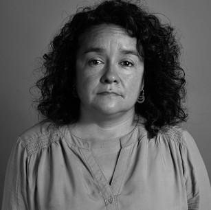 Andrea Barría, artesana