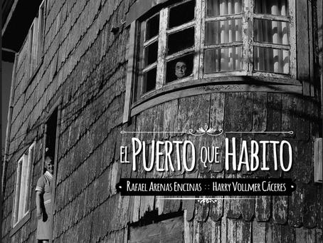 """Rafael Arenas: Libro fotográfico """"El puerto que habito"""""""