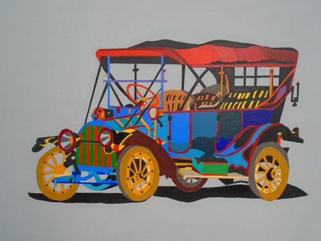 """Eduardo Rosas: """"Cadillac 1912"""""""