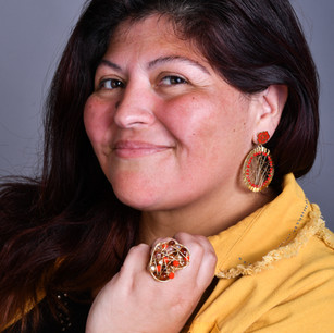 Andrea Gómez, diseñadora y artesana