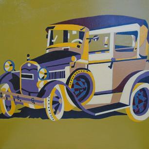 """Eduardo Rosas: """"Ford A 1930"""""""