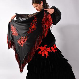 Vanessa Mancilla, bailarina