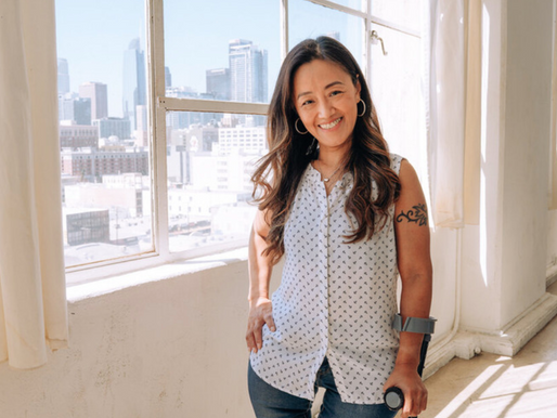 Ep. 68 How to Overcome Negative Self-Talk w/ Michelle Kuei