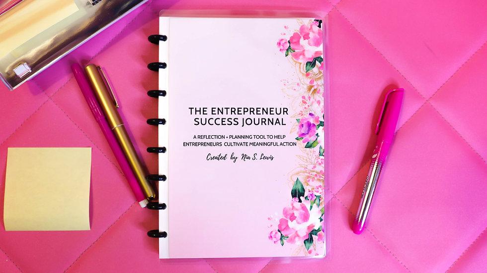 Entrepreneur Success Journal