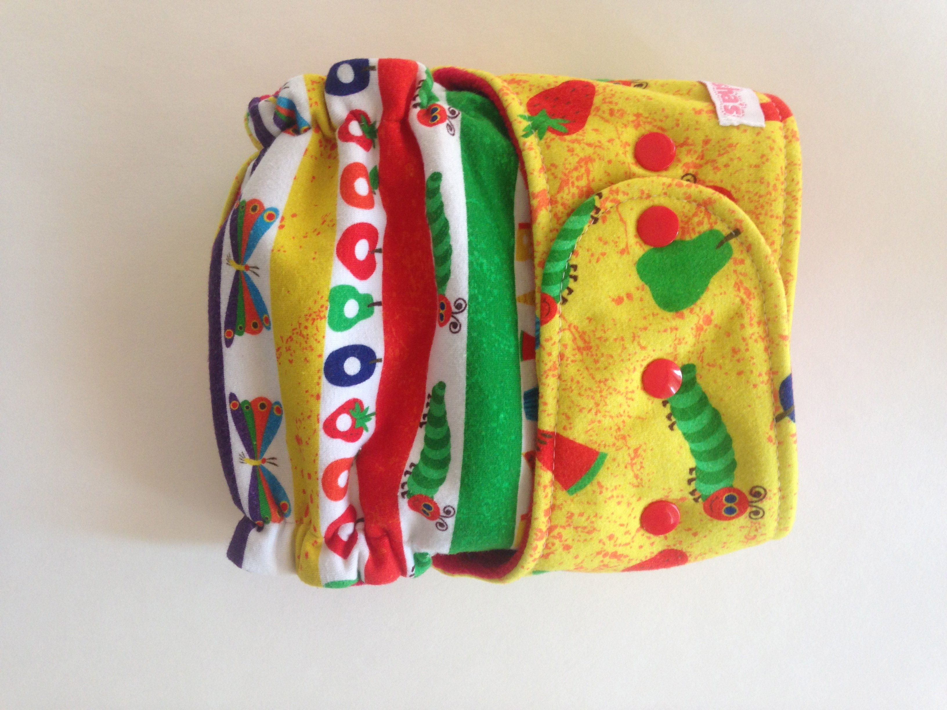 Toosha's - Hungry Caterpillar $25