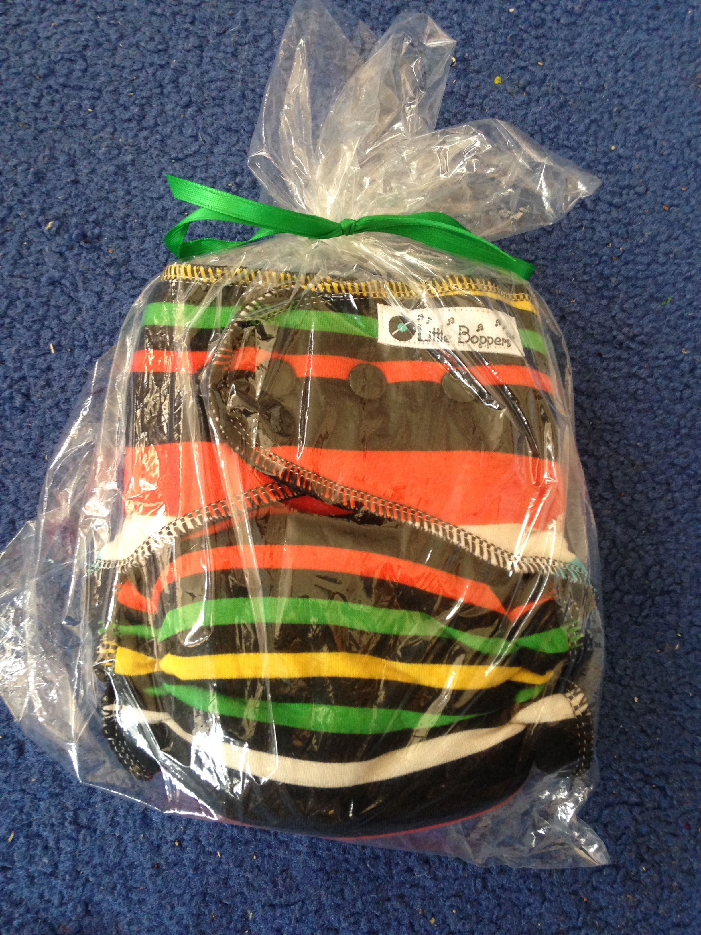 Little Boppers Rasta $29 (w/ S&H)