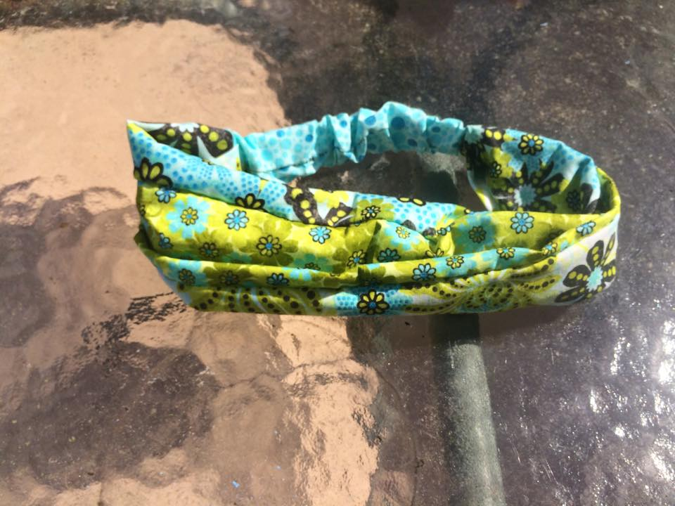 Womens head wrap/kerchief