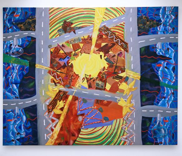 The Detectives 250 x 150cm (colours slig
