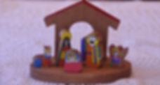 Nativity Set Bolivia