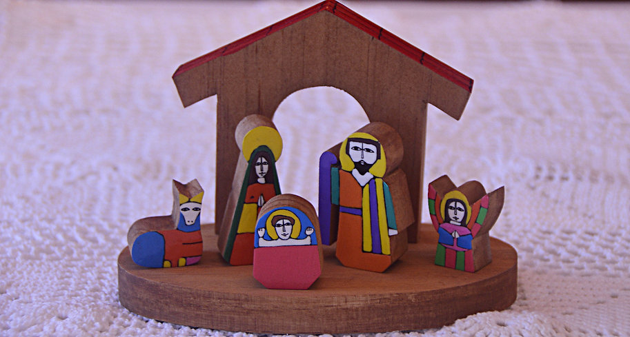 Nativity Set Bolivia