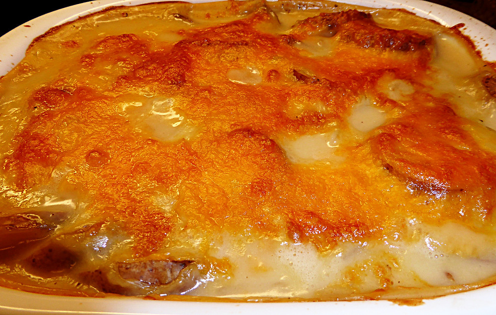 Easy Homemade Scalloped Potatoes