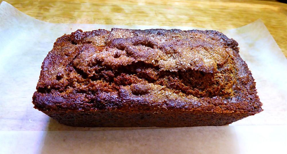 Brown Sugar and Molasses Quick Bread with Raisins Air Fryer