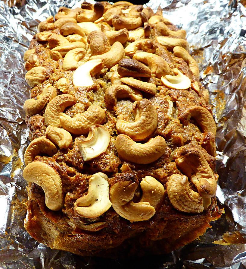 Healthier Banana Quick Bread