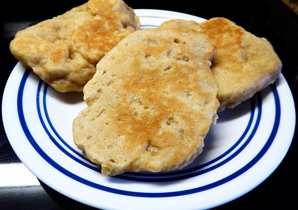 Simple Sourdough Flatbread Naan