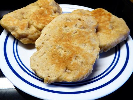 Want a Flatbread?  Bake Sourdough Naan