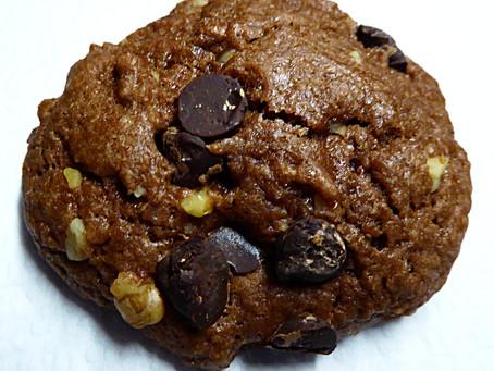 Have Sourdough Discard?  Make Cocoa Bomb Cookies