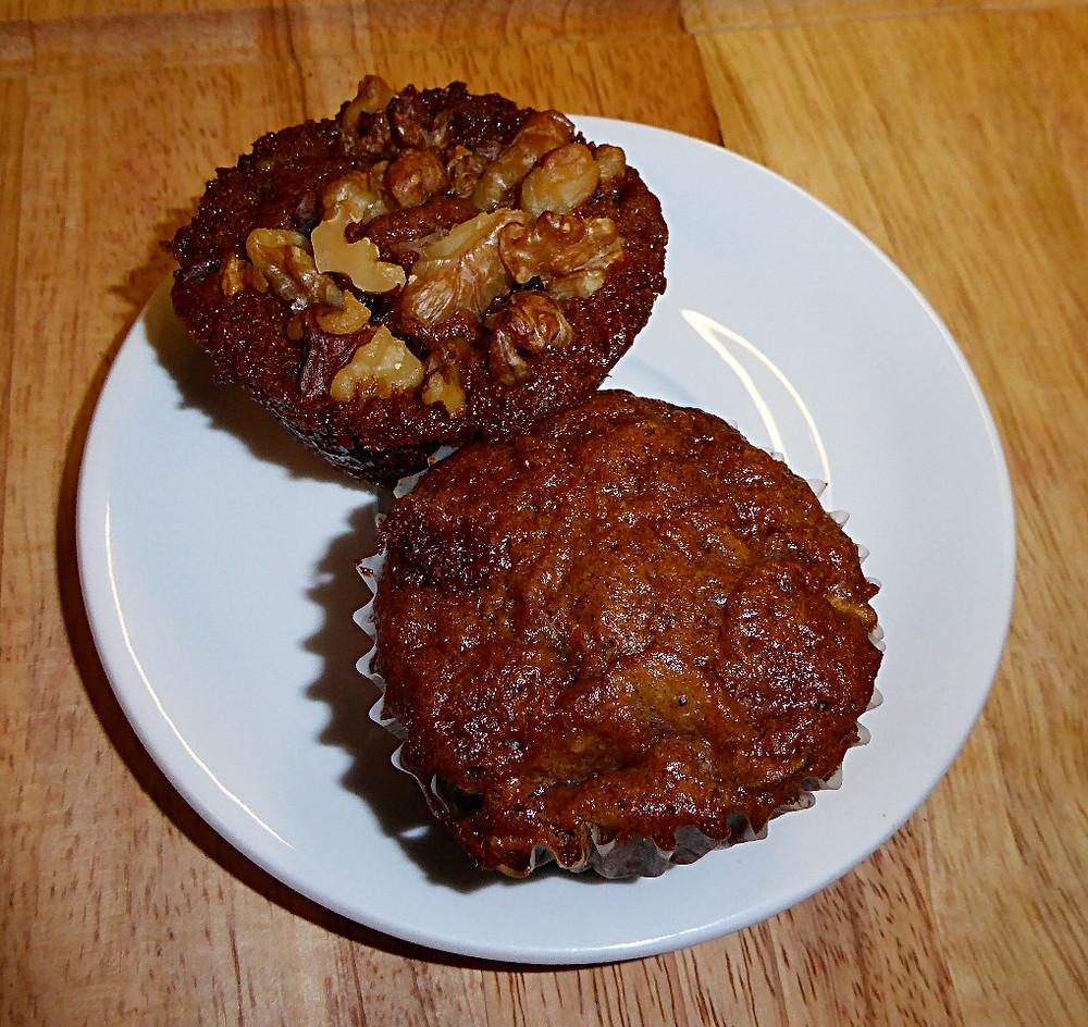 Simple Apple Muffins--Great Kid Snacks