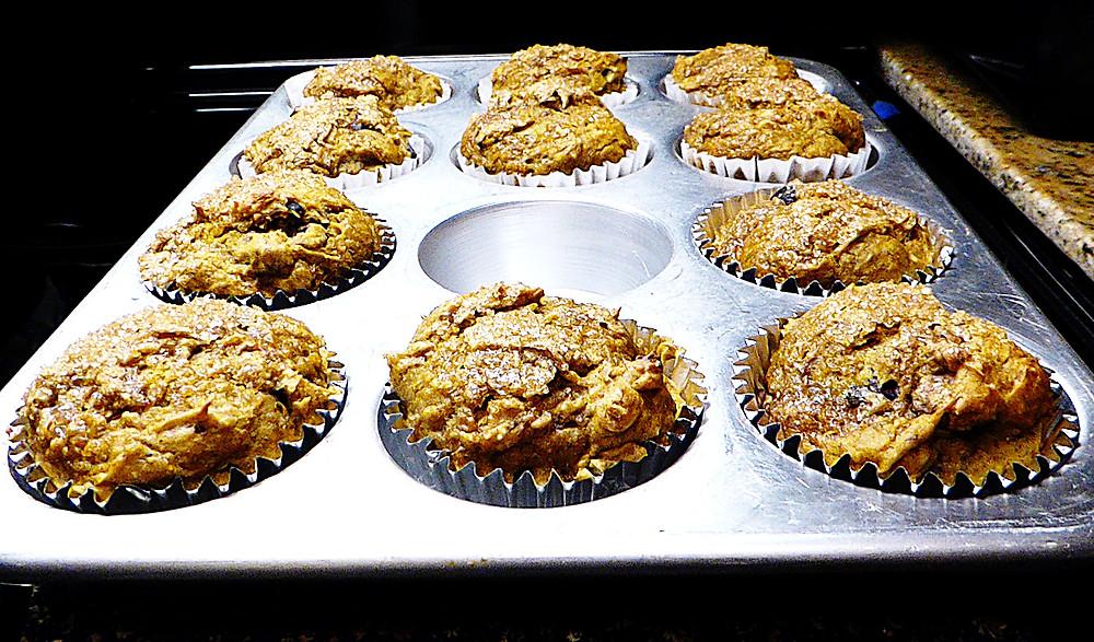 Easy Pumpkin Mix Muffins