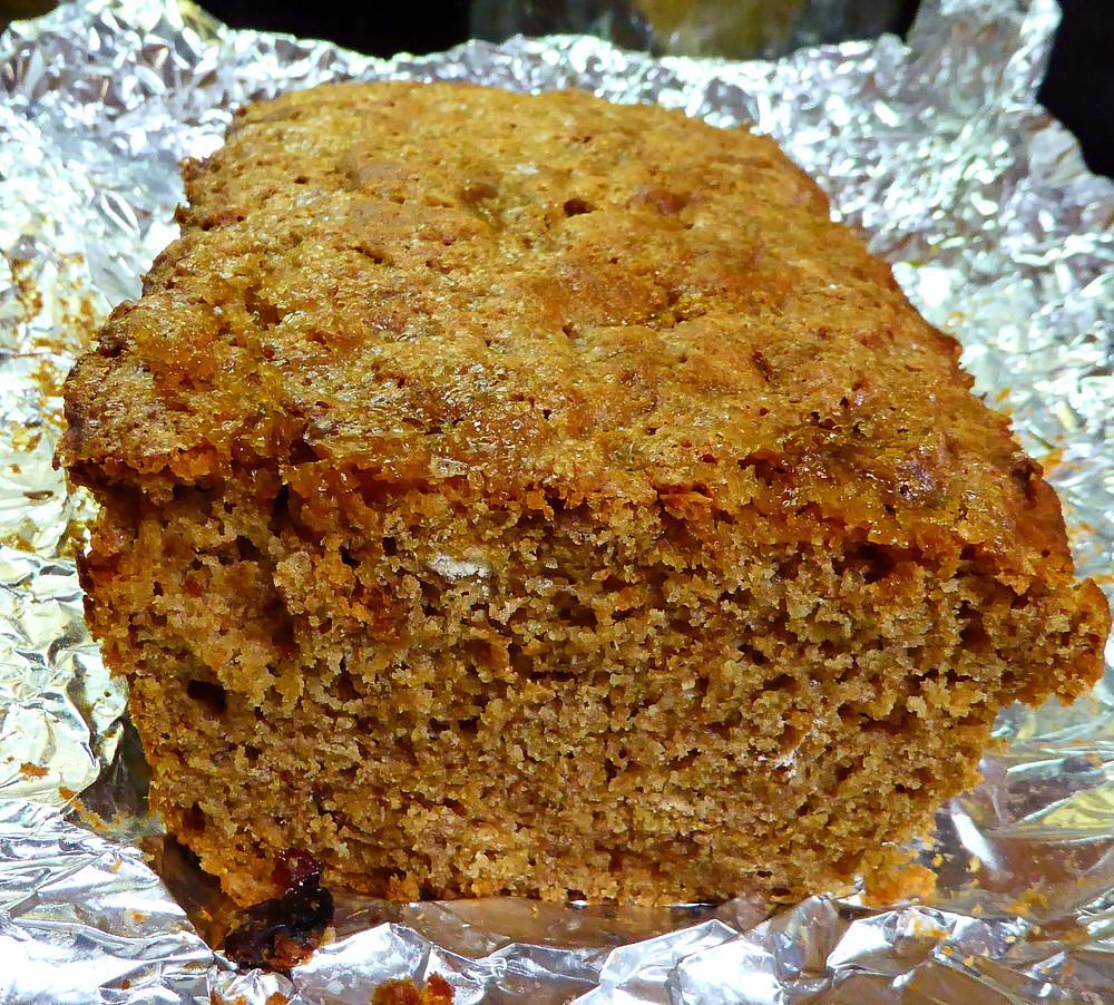 Sourdough Discard Brown Bread