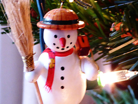 In the Advent Kitchen -- December 19