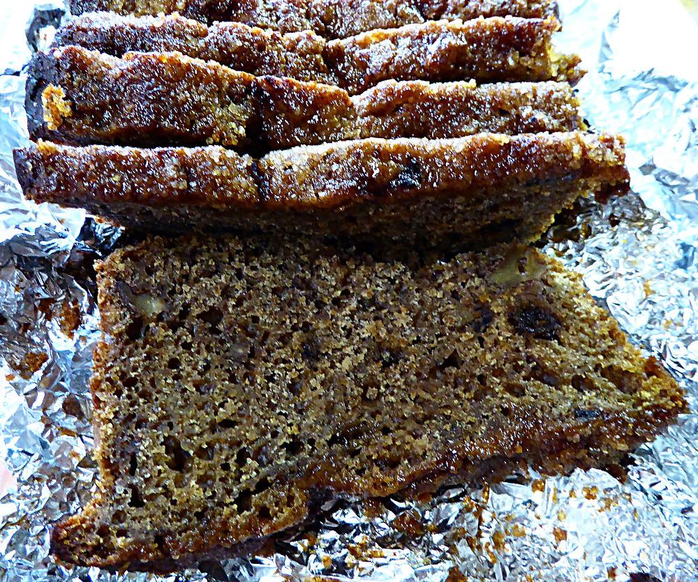 Sourdough Date-Rye Bread