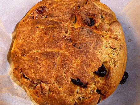 Sourdough Pumpkin Bread Without Baking Powder
