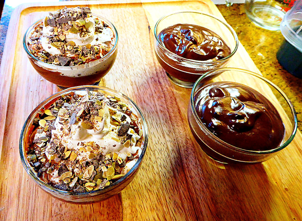 Out of Boxed Chocolate Pudding?  Make Your Own Pudding in the Microwave