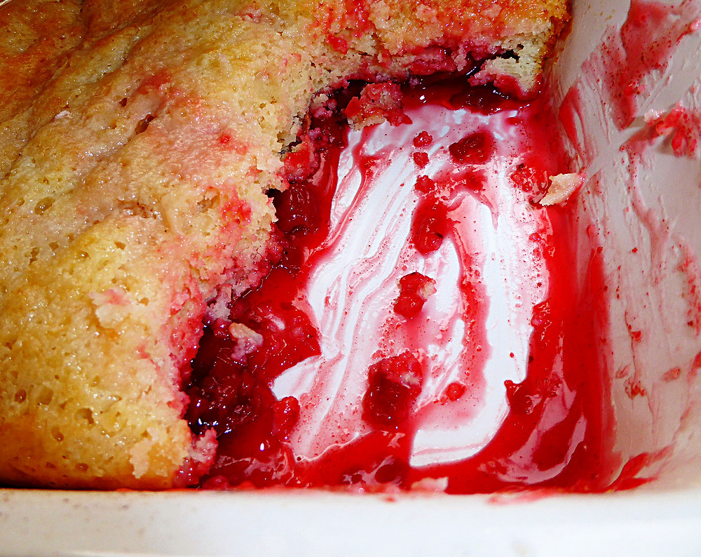Apple-Cherry Pie Thing