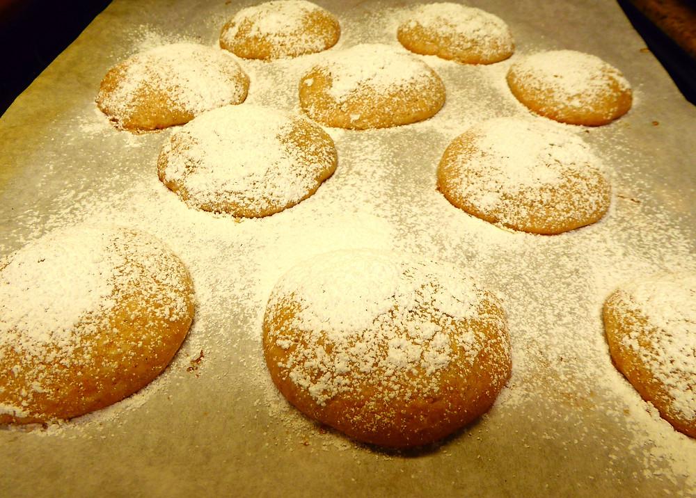 Sourdough Discard Lemon-Ginger Tea Cookies Easy