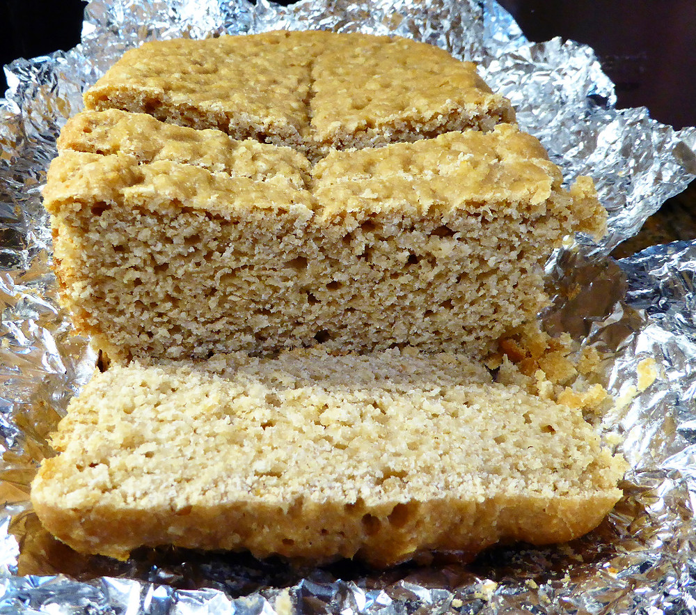 Simple Everyday Sourdough Honey-Oat Bread