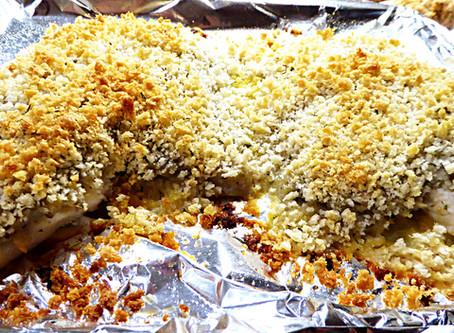 Don't Want to Cook?  Make Artichoke Antipasto Tilapia