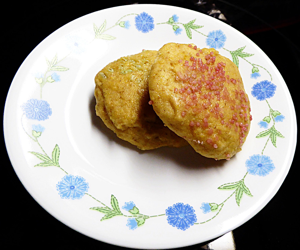 Soft Lemon Sourdough Cookies