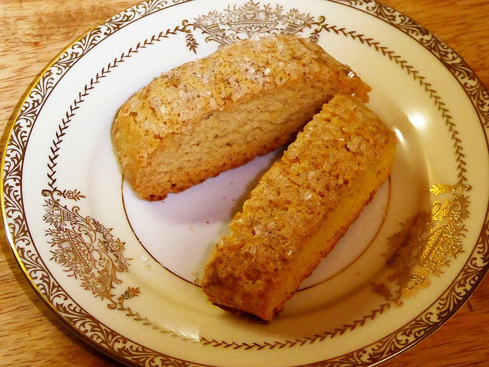 Simple Vanilla Biscotti