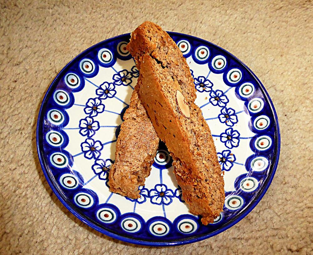 Quick Almond Spice Biscotti