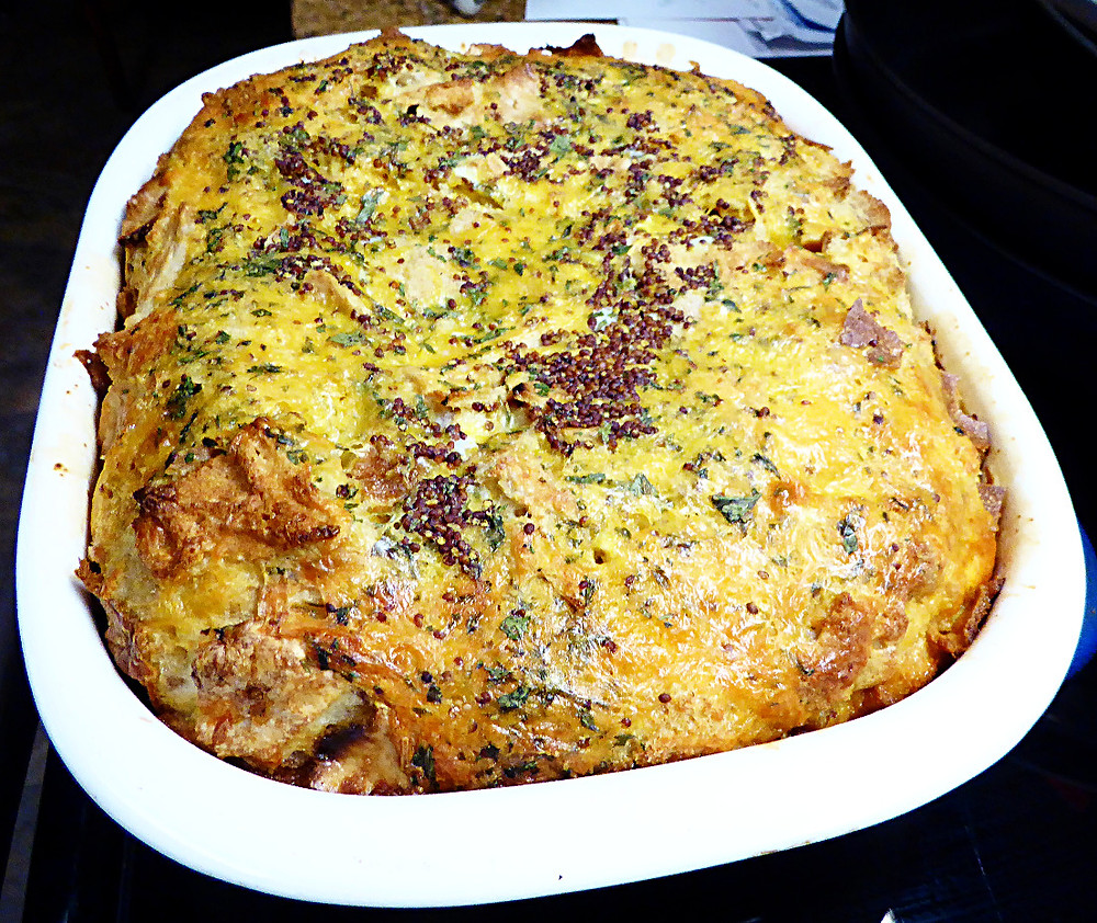 Simple Inexpensive Breakfast Casserole