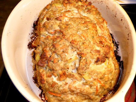Cheap and Good:  Simple Turkey Meat Loaf
