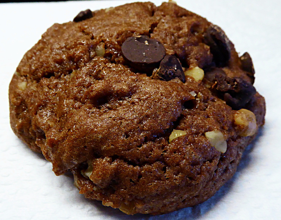 Sourdough Cocoa Bomb Cookies