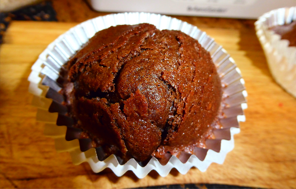 Need Chocolate Cupcakes?  Make Them in Your Air Fryer