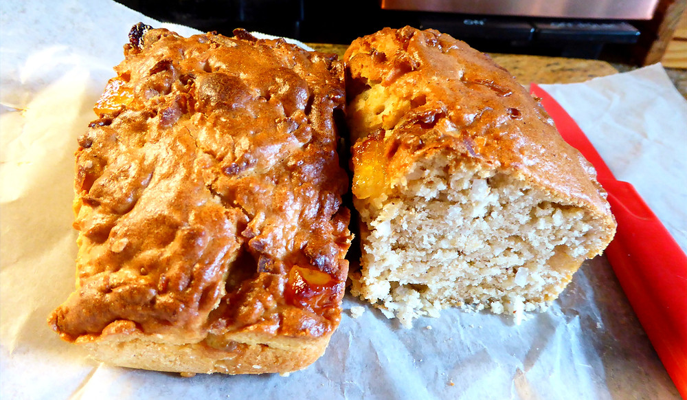 Make Sourdough Pineapple Coconut Breads in Your Air Fryer on Discard Day