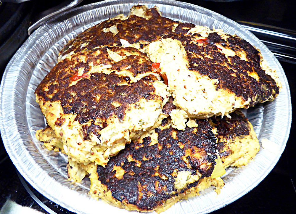Easy, Inexpensive Canned Salmon Cakes